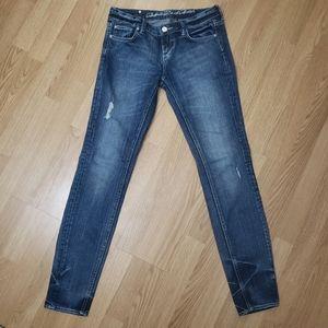 Buffalo David Bitton Lara Skinny Fit Jeans Size